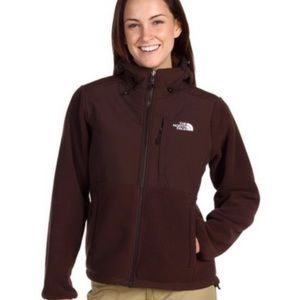 North Face Denali Brown Jacket Women XS/S Girls XL